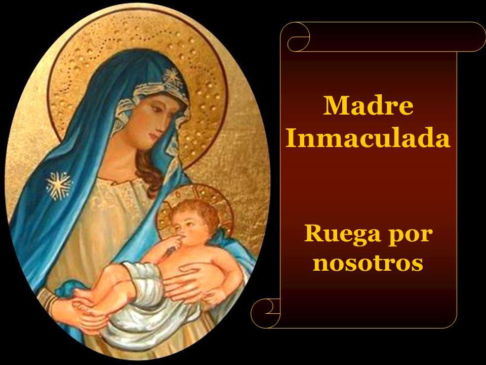 Madre incorrupta Ruega por nosotros