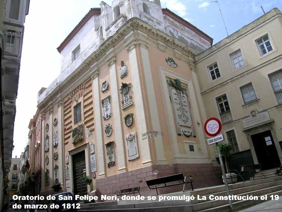 Las Cortes Generales permanecieron en el teatro cómico de la ciudad (más tarde conocido como Real Teatro de Las Cortes) hasta el 20 de febrero de 1811, trasladándose posteriormente a Cádiz, donde fue promulgada la Primera Constitución Democrática de la Historia de España (denominada popularmente La Pepa por ser publicada el 19 de marzo de 1812).