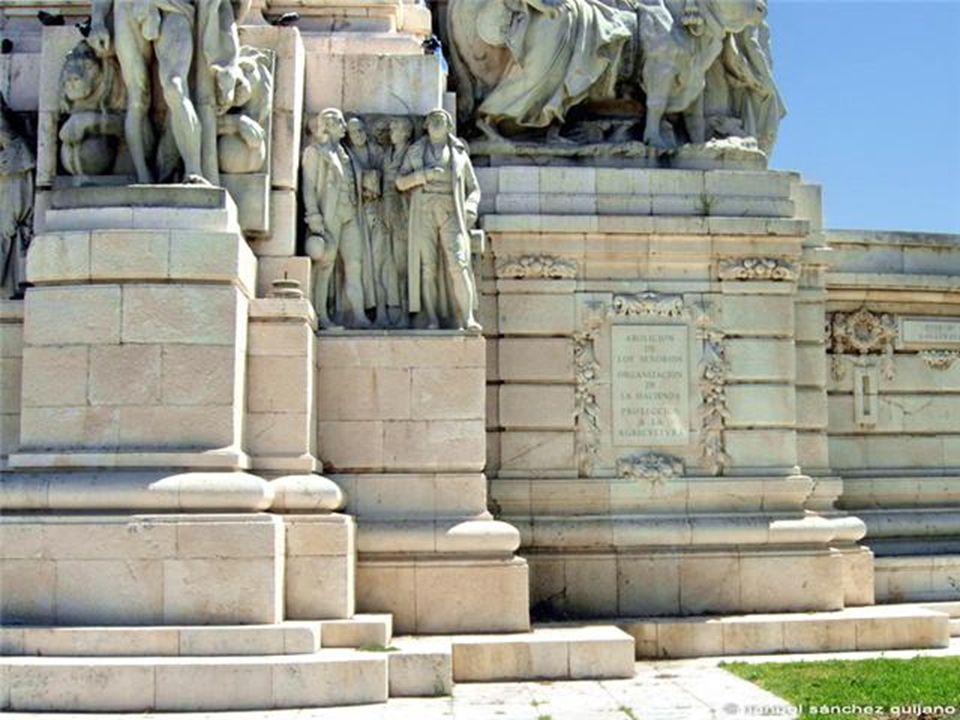 Alegoría de La Constitución: Cádiz y América http://www.pastranec.net/historia/contemporanea/cortesam.htm