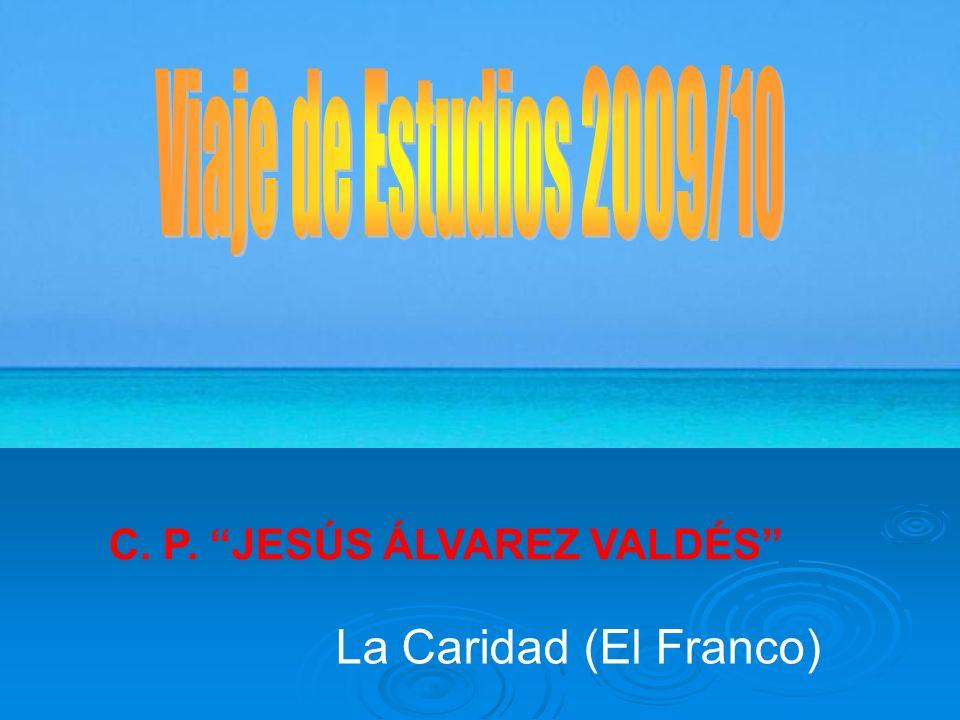 C. P. JESÚS ÁLVAREZ VALDÉS La Caridad (El Franco)