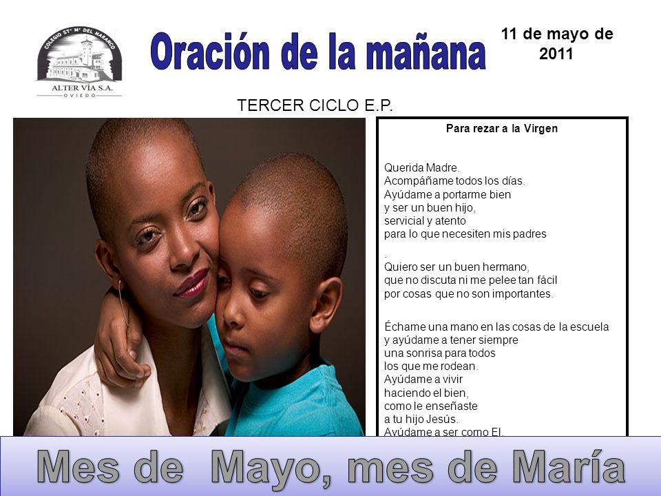 26 de mayo de 2011 TERCER CICLO E.P.