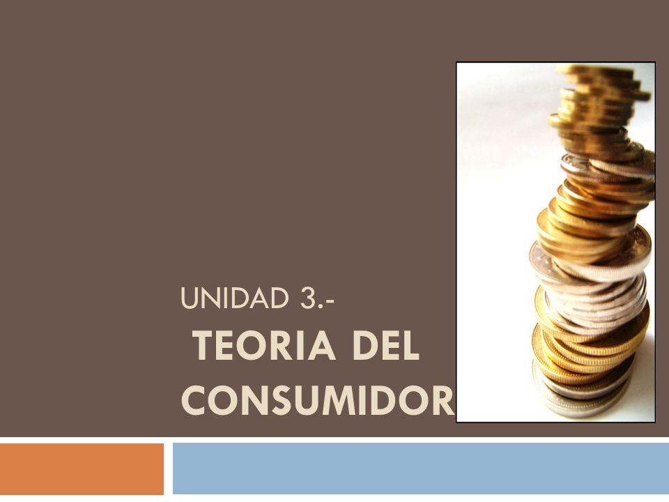 UTILIDAD TOTAL Y MARGINAL UTILIDAD MARGINAL MARGINAL UTILIDAD TOTAL TOTAL DEFINICION METODOS DE LAS CURVAS DE INDIFERENCIA CARACTERISTICAS FORMAS PARTICULARES DE LAS CURVAS DE INDIFERENCIA DEFINICION LA CURVA DE ENGEL CARACTERISTICAS TIPOS DE BIENES BIEN NORMAL BIEN DE PRIMER NECESIDAD Y BIEN DE LUJO TASA MARGINAL DE SUSTITUCION DEFINICION EFECTO SUSTITUCION Y EFECTO INGRESO EFECTO SUSTITUCION EFECTO INGRESO DEFINICION