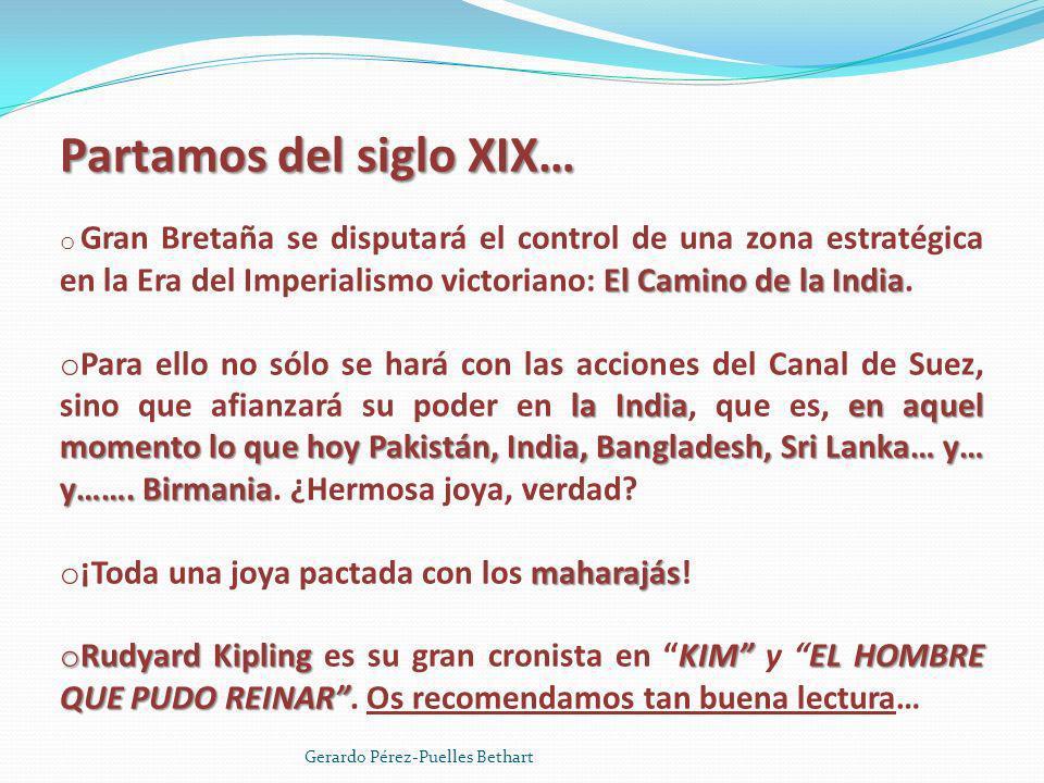 ¡El Siglo XX.