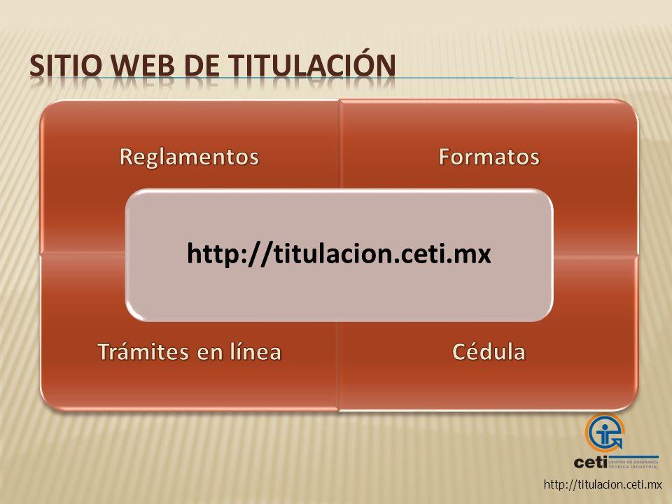 http://titulacion.ceti.mx