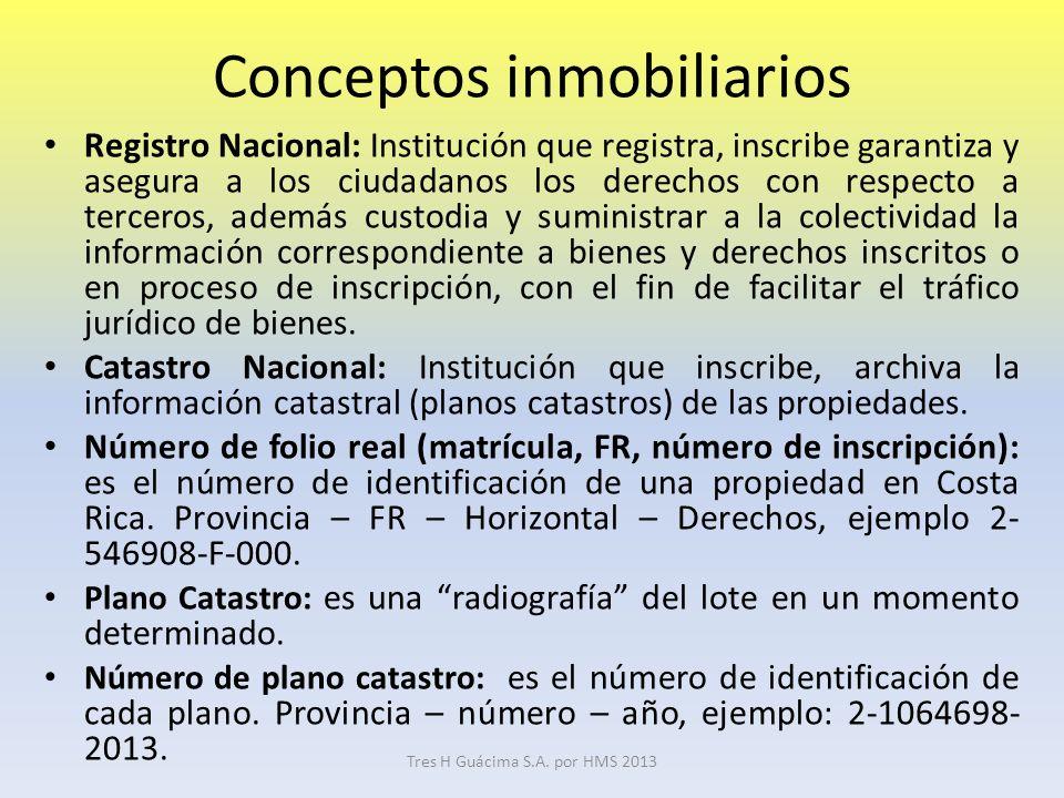 Conceptos Proceso de formalización Vendedor: entidad que vende y/o traspasa la propiedad del bien.