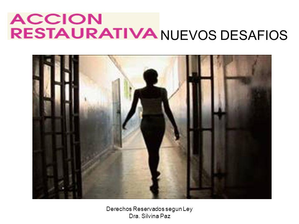 NUEVOS DESAFIOS Derechos Reservados segun Ley Dra. Silvina Paz