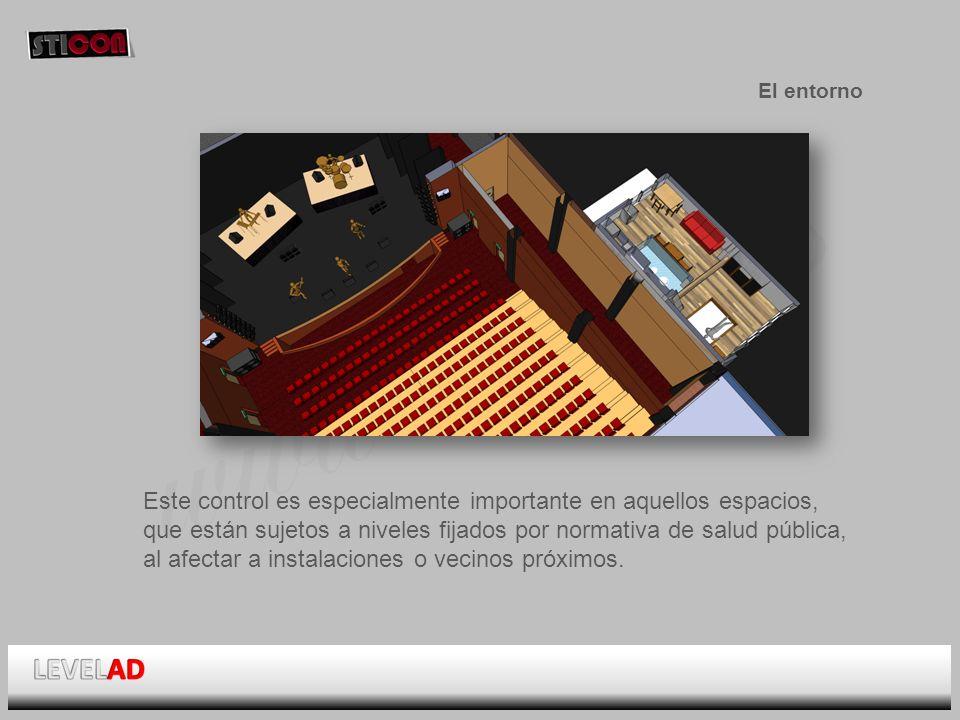www.sticon.es El entorno El sistema Levelad