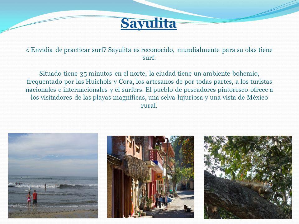 Sayulita ¿ Envidia de practicar surf. Sayulita es reconocido, mundialmente para su olas tiene surf.
