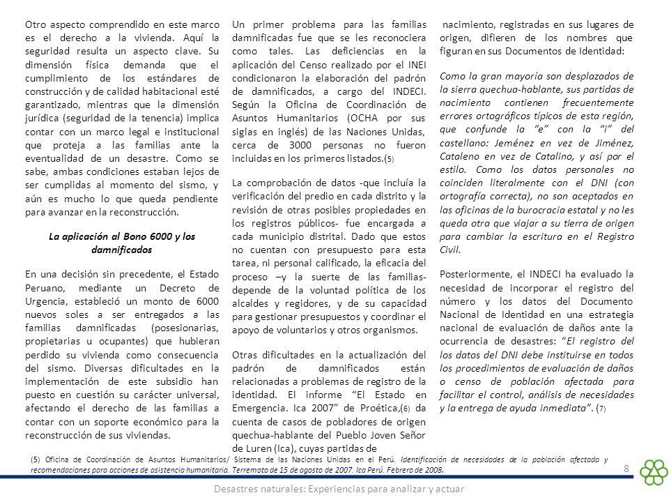 19 Desastres naturales: Experiencias para analizar y actuar Se vende Talca En Talca se impuso este proceso de privatización de la gestión pública por sobre la iniciativa ciudadana y del Concejo Municipal.