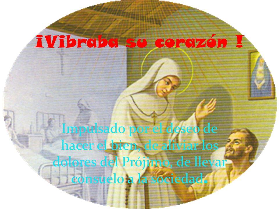 Había en su alma impaciencias divinas La historia de Santa María Soledad como fundadora, sus correrías por varias regiones de España, son en extremo interesantes.