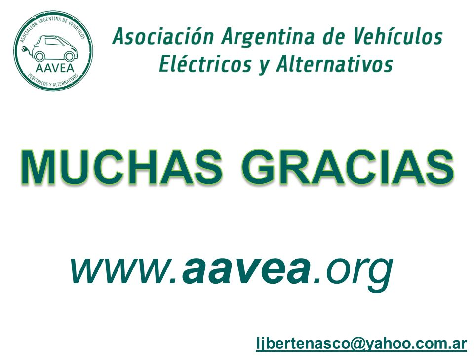 www.aavea.org ljbertenasco@yahoo.com.ar