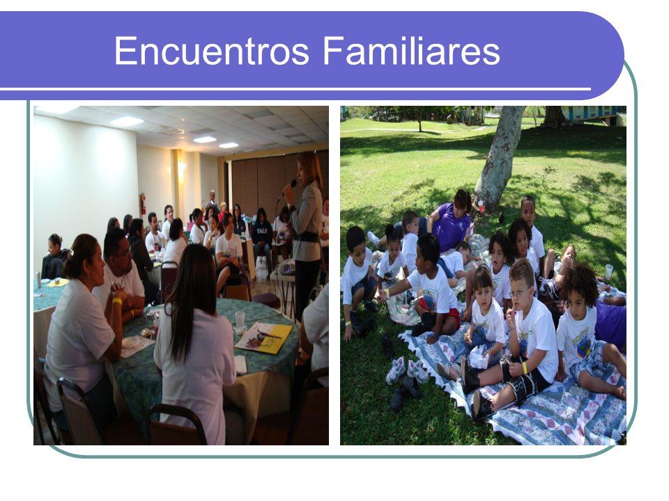 Encuentros Familiares