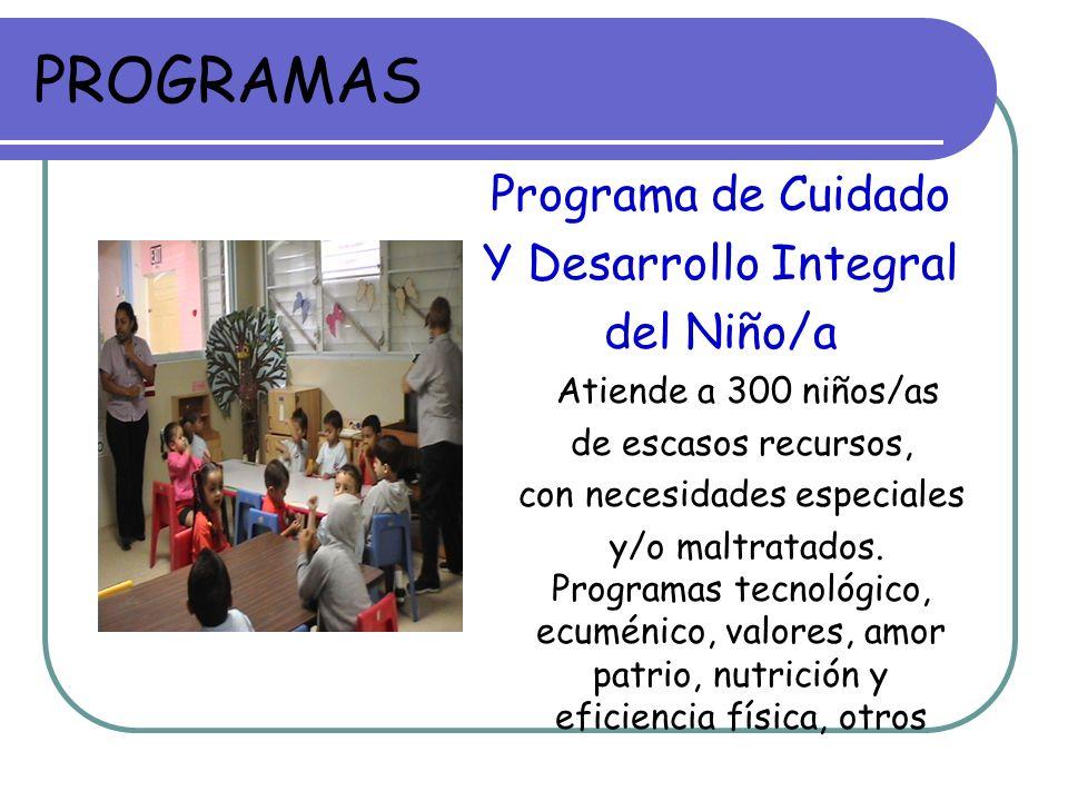 PROGRAMAS Programa de Verano Ofrece actividades de recreación, deportes y cultura a 350 participantes.