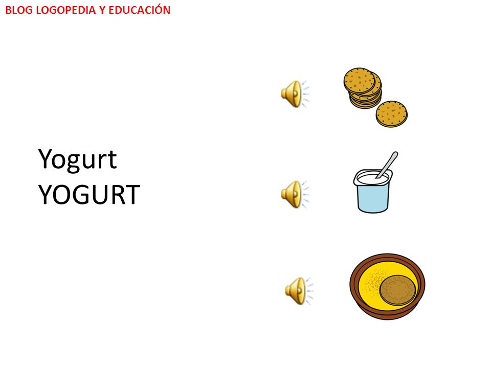 BLOG LOGOPEDIA Y EDUCACIÓN Cookies/Biscuits COOKIES/BISCUITS