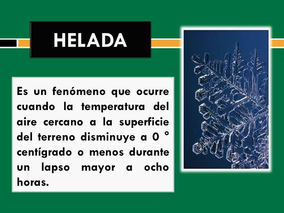DURANTE LA ÉPOCA DE HELADAS EVITE ENFERMEDADES RESPIRATORIAS.