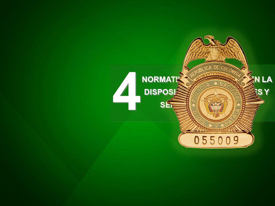 NORMATIVIDAD AMBIENTAL EN LA DISPOSICIÓN FINAL DE BIENES Y SERVICIOS ADQUIRIDOS 4 4