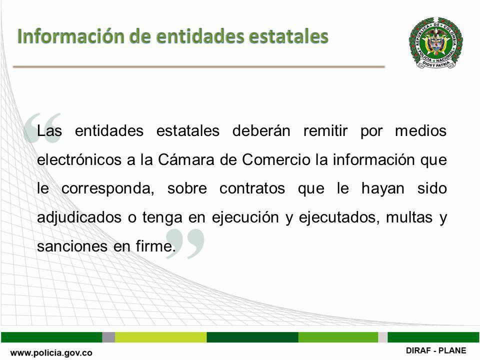 Acompañar las visita de verificación por parte de funcionarios de la PONAL, antes, durante y al final del proceso de los elementos.