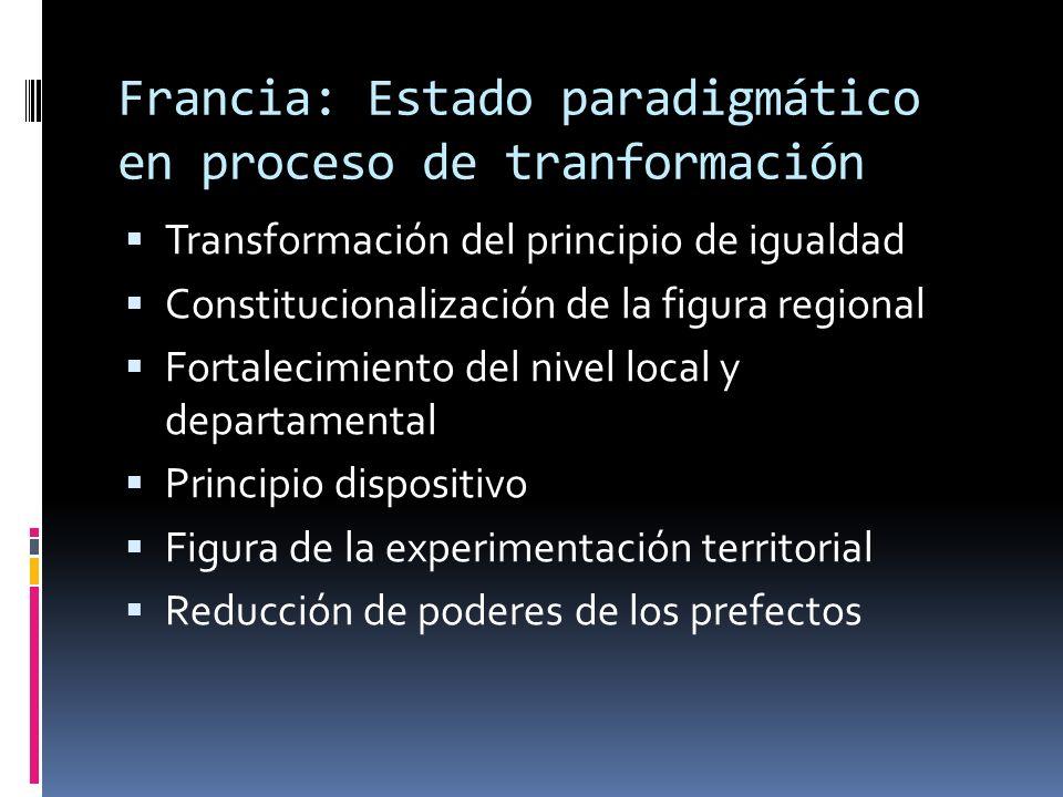 Modelos unitarios en rotunda transformación La tendencia mundial es la descentralización De hecho la moda es el federalismo….palabra que en nuestro co