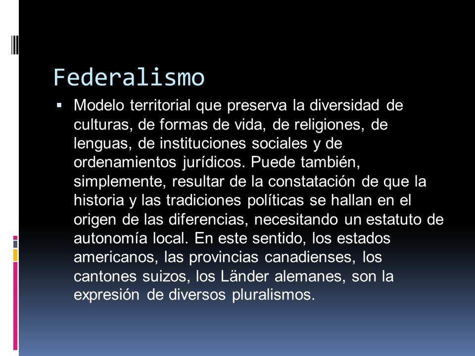 Modelo federal