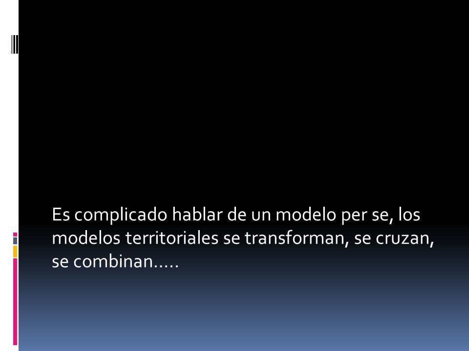 El tema territorial un tema de poder….la distribución del poder en la vasta geografía colombiana – desequilibrada y excluyente con la denominada perif