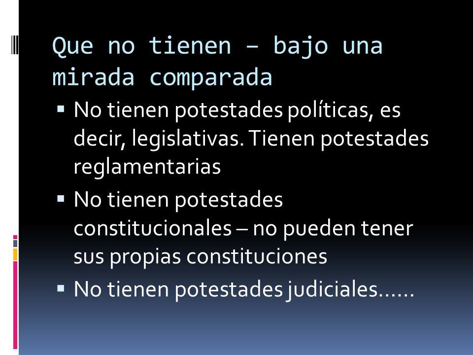 Dice la nueva loot: Autonomía: Las entidades gozan de autonomía para la gestión de sus intereses dentro de los límites de la Constitución y la Ley…..