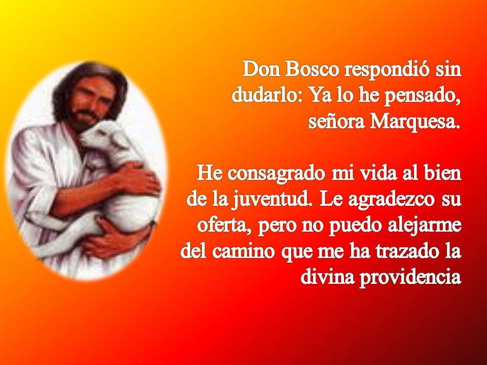 Varias fueron las causas por las que se agravó la salud de Don Bosco, Mientras estuvo el oratorio en el Hospitalillo, Don Bosco cumplía con las funciones de capellán en el refugio… Delicada salud de Don Bosco y los sucesos que le llevaron al enfrentamiento