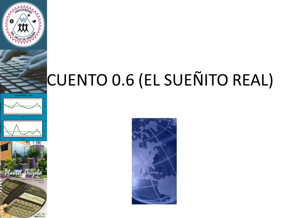 CUENTO 0.8 LA OPORTUNIDAD