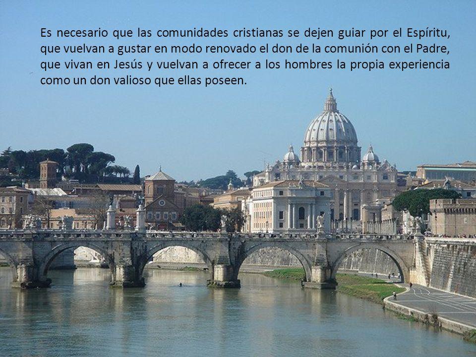 La tarea de la Iglesia es la de: Anunciary dar testimonio