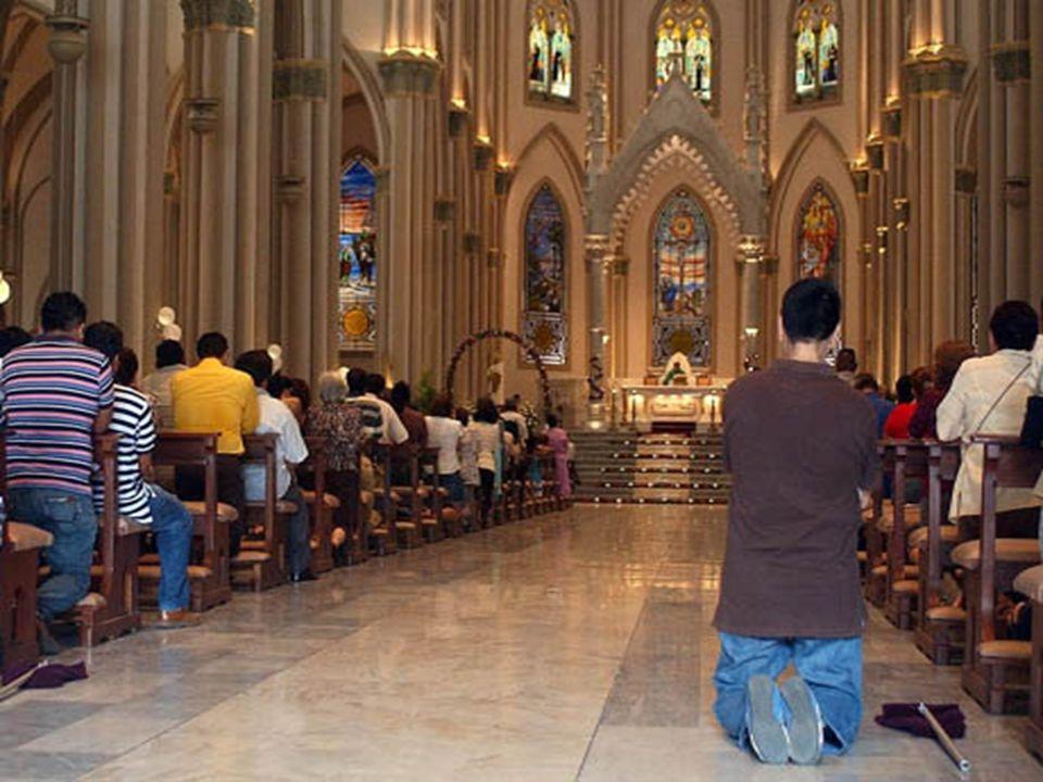 Es necesario que las comunidades cristianas se dejen guiar por el Espíritu, que vuelvan a gustar en modo renovado el don de la comunión con el Padre,