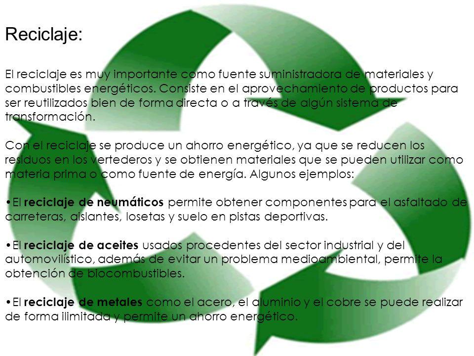 Proceso de reciclado de vidrio: 1.Consumidor responsable.