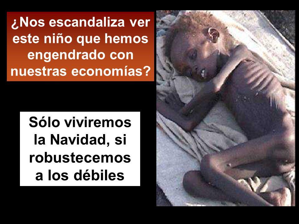 Como Jesús, hagamos que los desvalidos reciban la Buena Nueva ¿Nuestros regalos serán para los pobres o para los ricos.