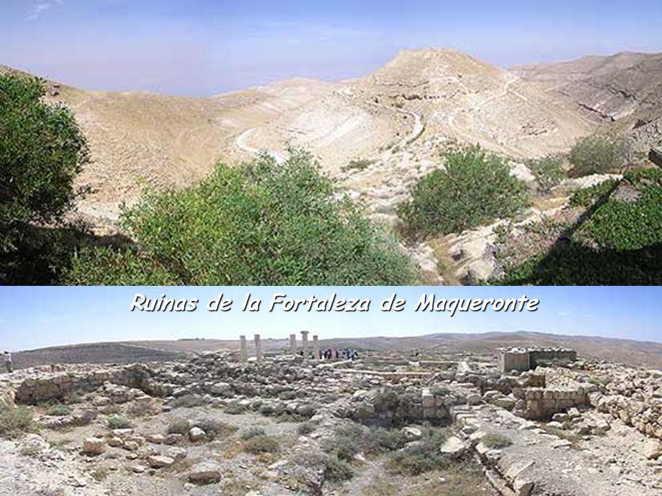 Ruinas de la Fortaleza de Maqueronte