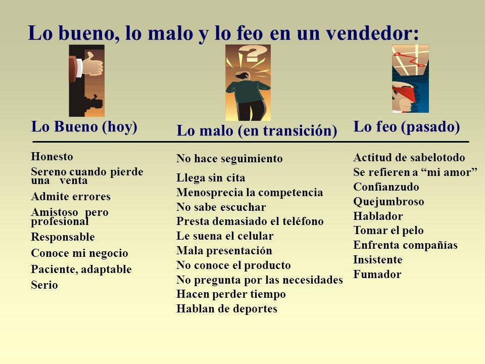 PROCESO INICIAL DEL VENDEDOR EN UNA COMPAÑÍA.EN UNA COMPAÑÍA.
