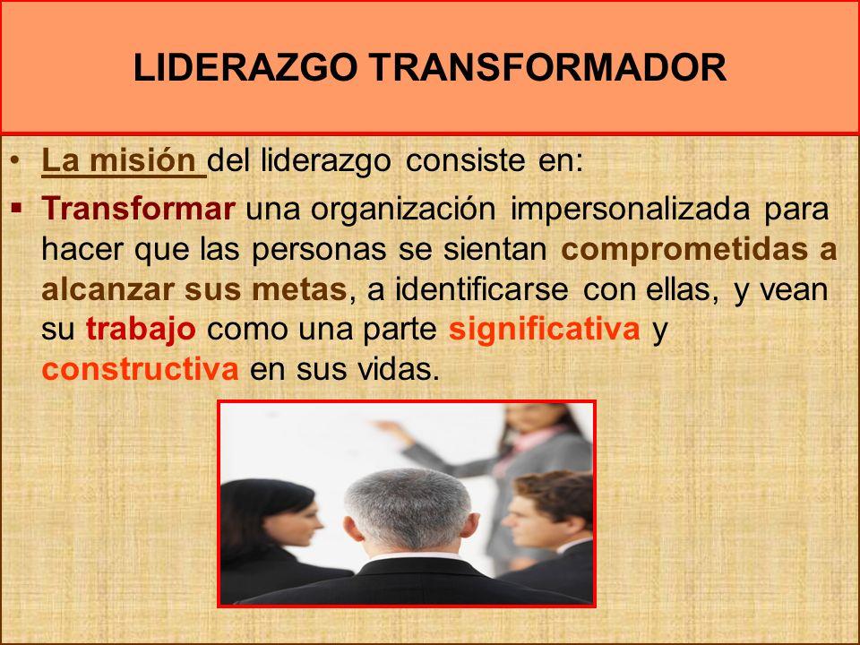 INVENTARIO DE ESTILOS DE LIDERAZGO Trabajo individual