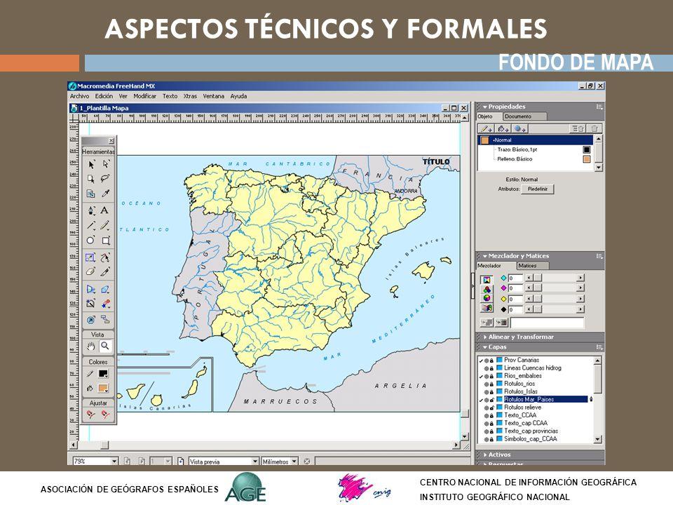 TIPOS DE MAPAS: mapas cuantitativos CENTRO NACIONAL DE INFORMACIÓN GEOGRÁFICA INSTITUTO GEOGRÁFICO NACIONAL ASOCIACIÓN DE GEÓGRAFOS ESPAÑOLES MAPA COROPLÉTICO O EN MANCHA