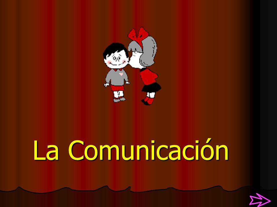 También nos comunicamos mediante el lenguaje escrito.