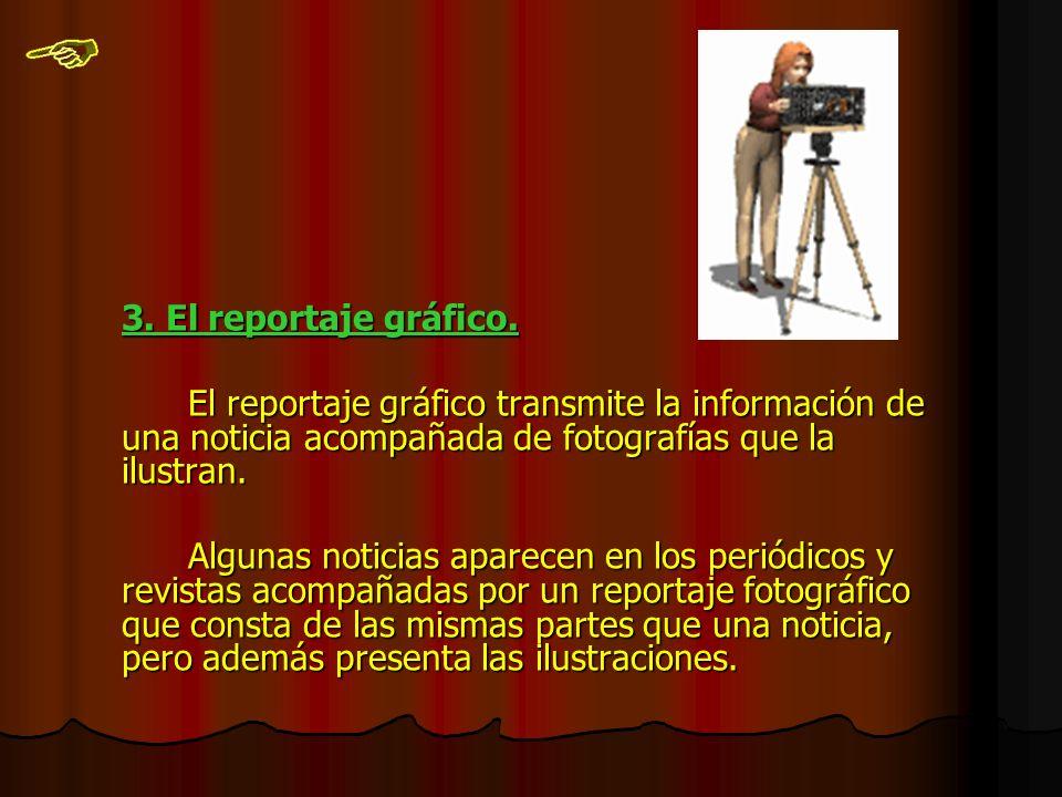 2. Las imágenes. Mediante ellas podemos obtener diferentes tipos de información.