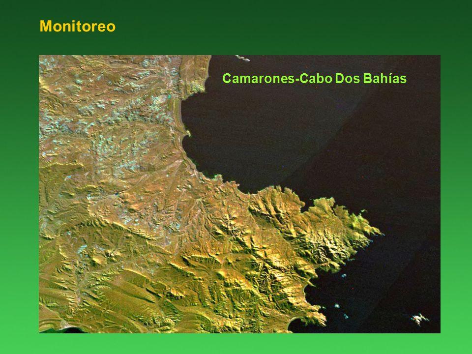 Golfo Nuevo Cerro Avanzado Monitoreo Camarones-Cabo Dos Bahías