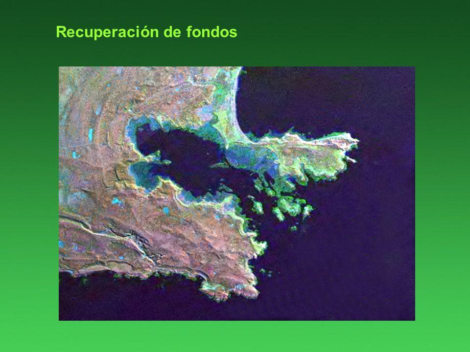 Zona norte del golfo San Jorge Recuperación de fondos