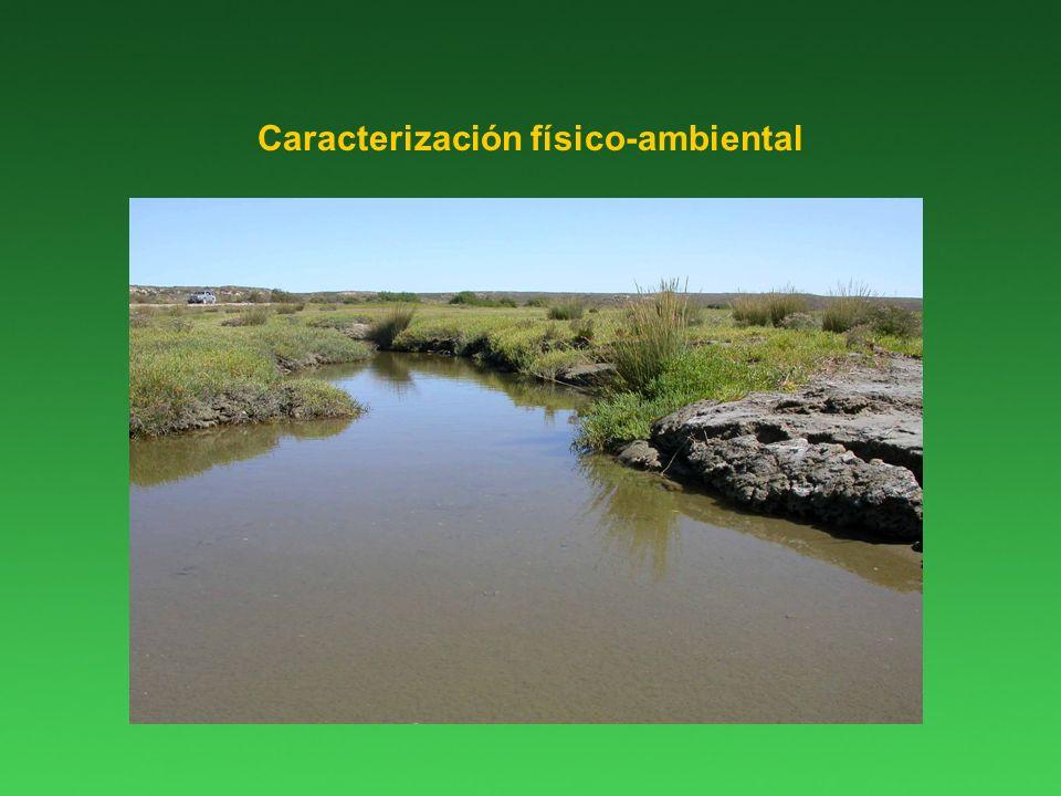 Caracterización físico-ambiental