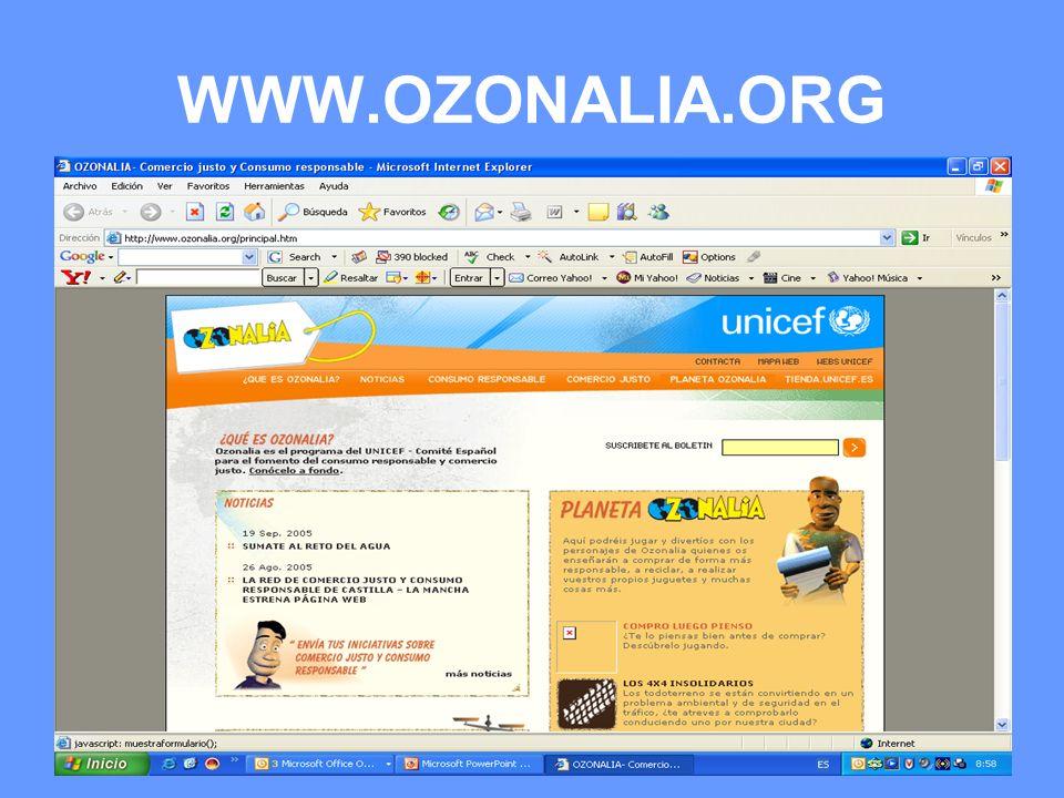 WWW.OZONALIA.ORG