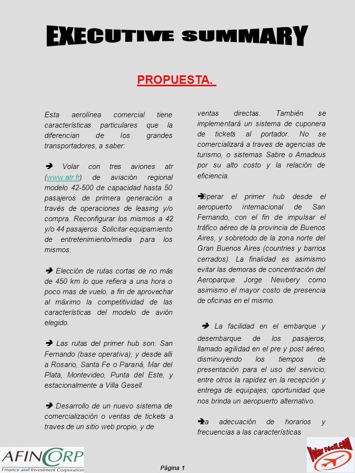 Página 1 PROPUESTA.