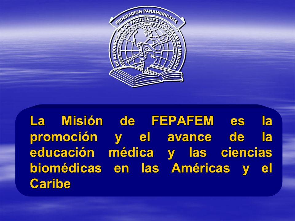 FEPAFEM fue fundada en Viña del Mar, Chile en 1962, como parte de la Alianza para el Progreso de las Américas.
