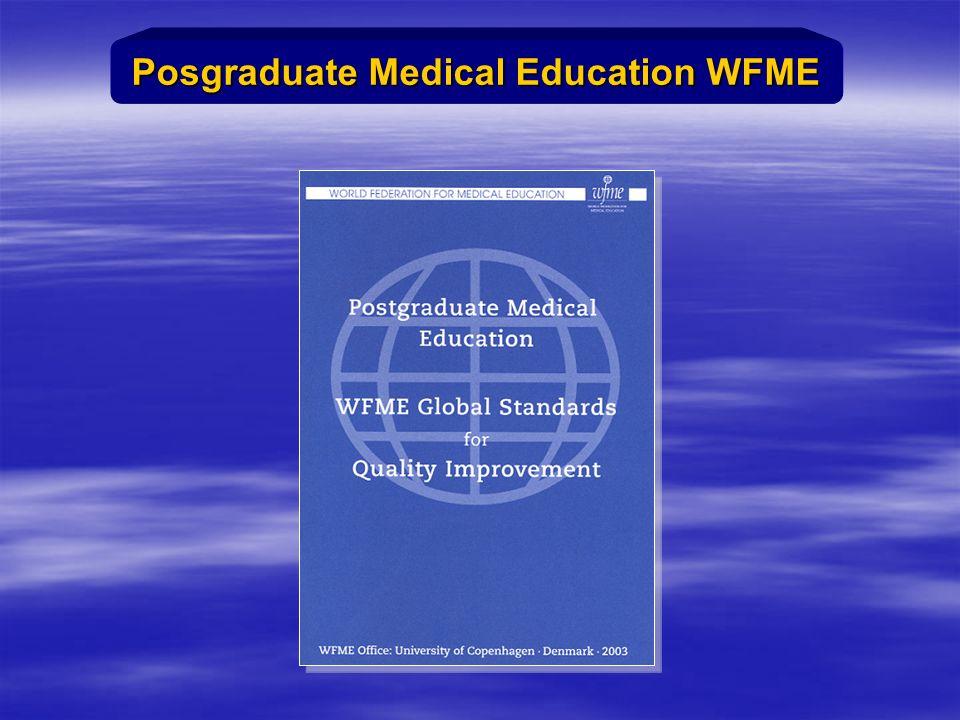 Continuing Professional Development WFME