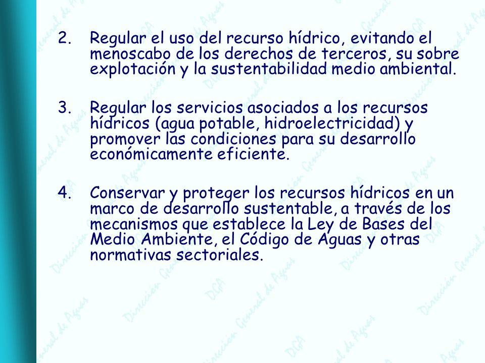 Ejemplo de una inequidad de Género detectada relacionada a baja participación en el proceso de adquisición del derecho de aprovechamiento de aguas