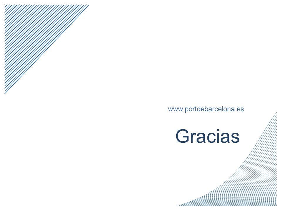 www.portdebarcelona.es Gracias