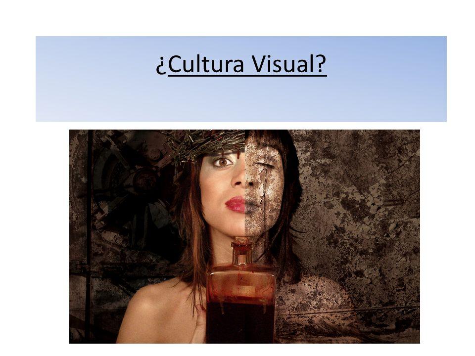 ¿Cultura Visual?