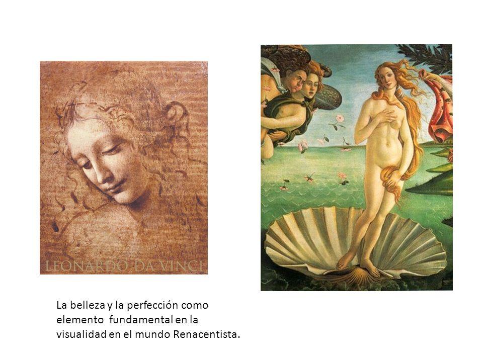 El Románico y el Gótico se caracterizaron por una cultura visual influida en su totalidad por la hegemonía de la iglesia católica, y el Renacimiento, por un florecimiento evidente y sustantivo del amor por la belleza y la perfección.