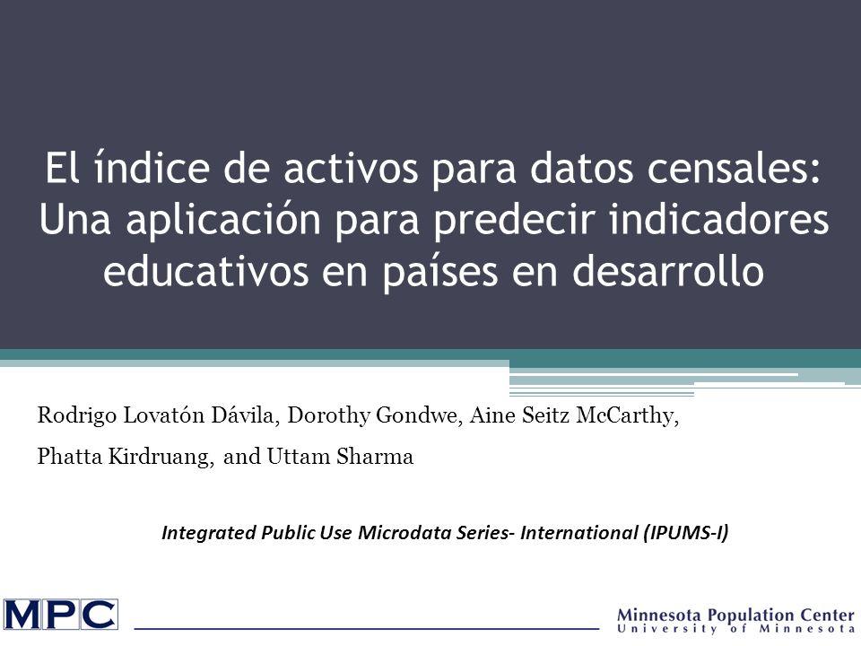 Indice Motivación Preguntas de investigación Revisión de literatura Datos Metodología Resultados Trabajo en curso