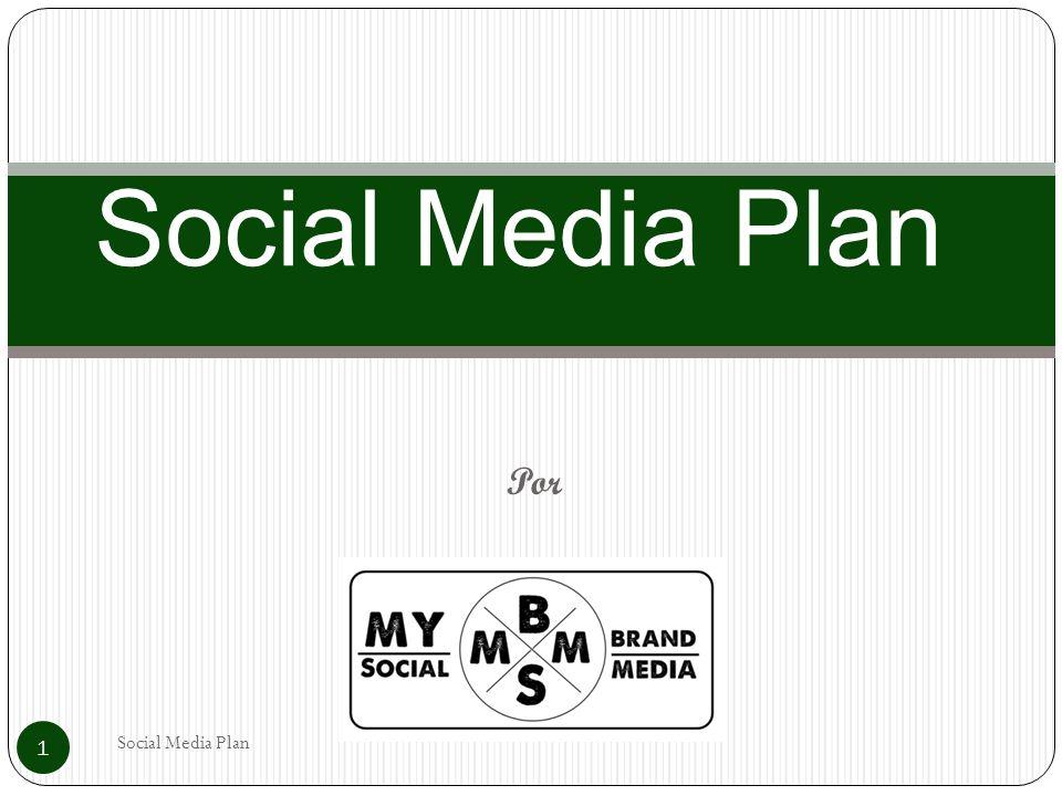 Por Social Media Plan 1